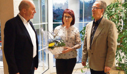 Ausstellungseröffnung in Neuhausen