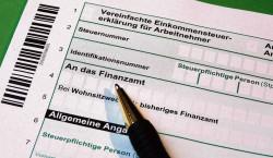 Region: Steuererklärung 2020