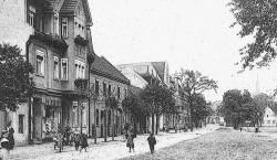 Bilder aus dem alten Senftenberg: Jüttendorf huldigte dem 99-Tage-Kaiser