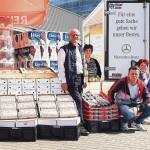 Cottbus: Sparkasse unterstützt