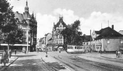 Damals war's Cottbus: Das Luxushotel und so viele Geschäfte