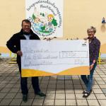 Cottbus: Spende für Planetarium