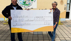 Spremberg: Spende für Kita