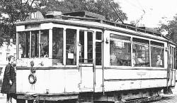 Damals war's Cottbus: Ohne 'Elektrische' gar nicht denkbar