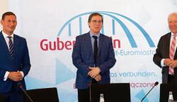 Deutsch-Polnisches Arbeitstreffen im Gubener Rathaus