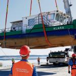 Sedlitz: Klara kalkt wieder