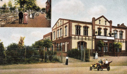 Damals war's Cottbus: Im Saal gab es frühe Kinovorführungen