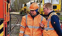 Cottbus: Sichere Jobs im Eisenbahnverkehr