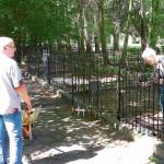 Bilder aus dem alten Spremberg: Ein sehr früher Blick auf Spremberg