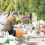 Region: Erfrischendes Nass für Friedhofspflanzen