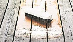 Region: Pflegetipps für Holz im Garten