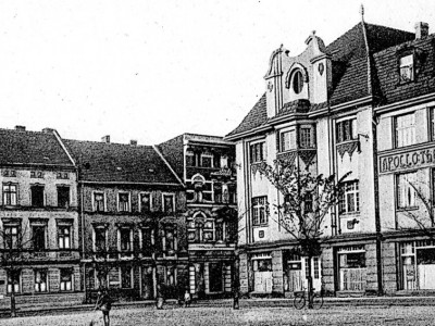 Bilder aus dem alten Forst: Die Rosenstadt hatte früher drei Kinos