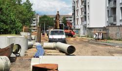 LESERFOTO: Lausitzer Straße wird bebaut