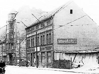 Bilder aus dem alten Cottbus: Ein gutes Hotel für nur zu kurze Dauer