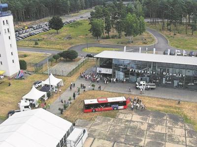 Neues Projekt auf Cottbuser Flugplatz