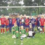 FCE spielt gegen Spremberg Allstars in Spremberg am 1. Juli 2018