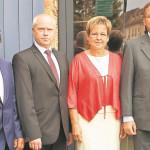 Spremberg: Freiwillige feiern