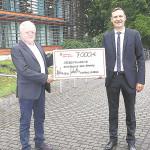 KWG spendet an Senftenberger Kirche