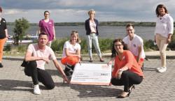 DAK spendet für Senftenberger Wasserwacht