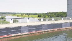 Die Elbe: Grenzfluss im Westen Brandenburgs