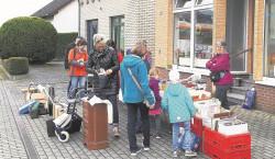 Eine Erfolgsgeschichte: Ströbitzer Höfe-Flohmarkt