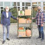 Guben: Richtfest am Wilke-Stift