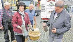 Historischer Fund in Spremberg