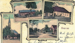 Bilder aus dem alten Senftenberg: War diese Karte eine Mogelpackung?
