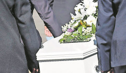 Ablauf einer Beerdigung
