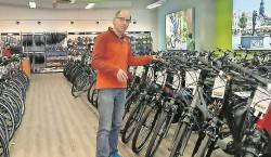 Herausfordernder Umbau bei Fahrrad-Schenker Cottbus