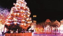 Region: Start in die Weihnachtszeit
