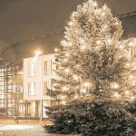 Weiße Weihnachten im Snowtropolis Senftenberg am 25.12.18