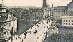Bilder aus der alten Neißestadt Guben: Pro Tram-Fahrt 80 Milliarden Mark