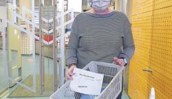 Stadtbibliothek Cottbus bietet kontaktlose Ausleihe