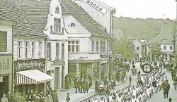 Altes Spremberg: Die Turner feiern