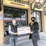 Zweckertragsausschüttung aus dem  PS-Lotterie-Sparen der Sparkasse Spree-Neiße