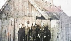 Letztes Ströbitzer Lehmschilfhaus
