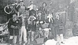 Historisches Zampern in Ströbitz