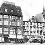 Bilder aus der alten Neißestadt Guben: Die erste Neubauschule nach 1945
