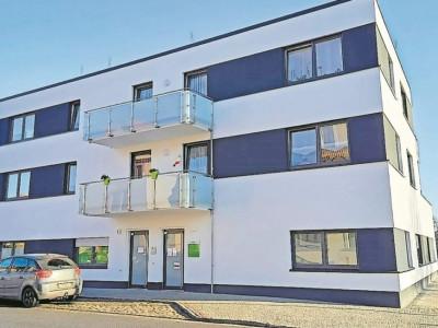 Neues Ärztehaus mit Pflegeheim in Welzow