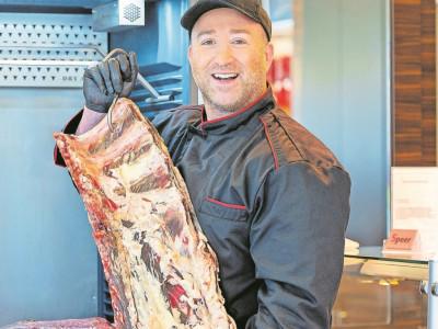 Fleischerei mit hoher Handwerksqualität