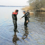 Radrundweg am Senftenberger See gesperrt