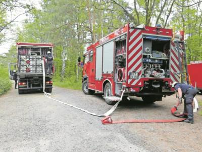 Cottbuser Feuerwehr ist auf Waldbrandsaison gut vorbereitet