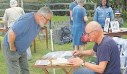 Liveerlebnis beim Kunstgartenfest in Dissen