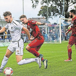 Kolkwitz: Fußball am Sonntag