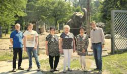 Sammeln für den  guten Zweck: REWE unterstützt Cottbuser Tierpark