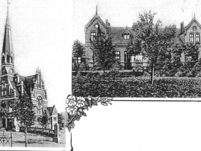 Damals war's: Annahüttes gerettete Henriettenkirche