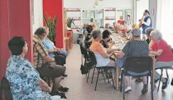 Sommerfest bei Senftenberger Volkssolidarität