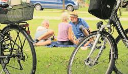 Industriekultur beim Cottbuser Fahrradkonzert