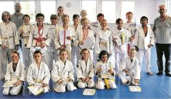 Erfolgreiche Gürtelprüfung für Spremberger Judoka